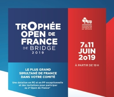 Trophée open de France