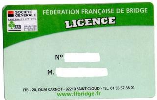 Adhésion et licences