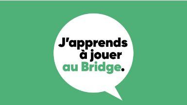 J'apprends à jouer au bridge