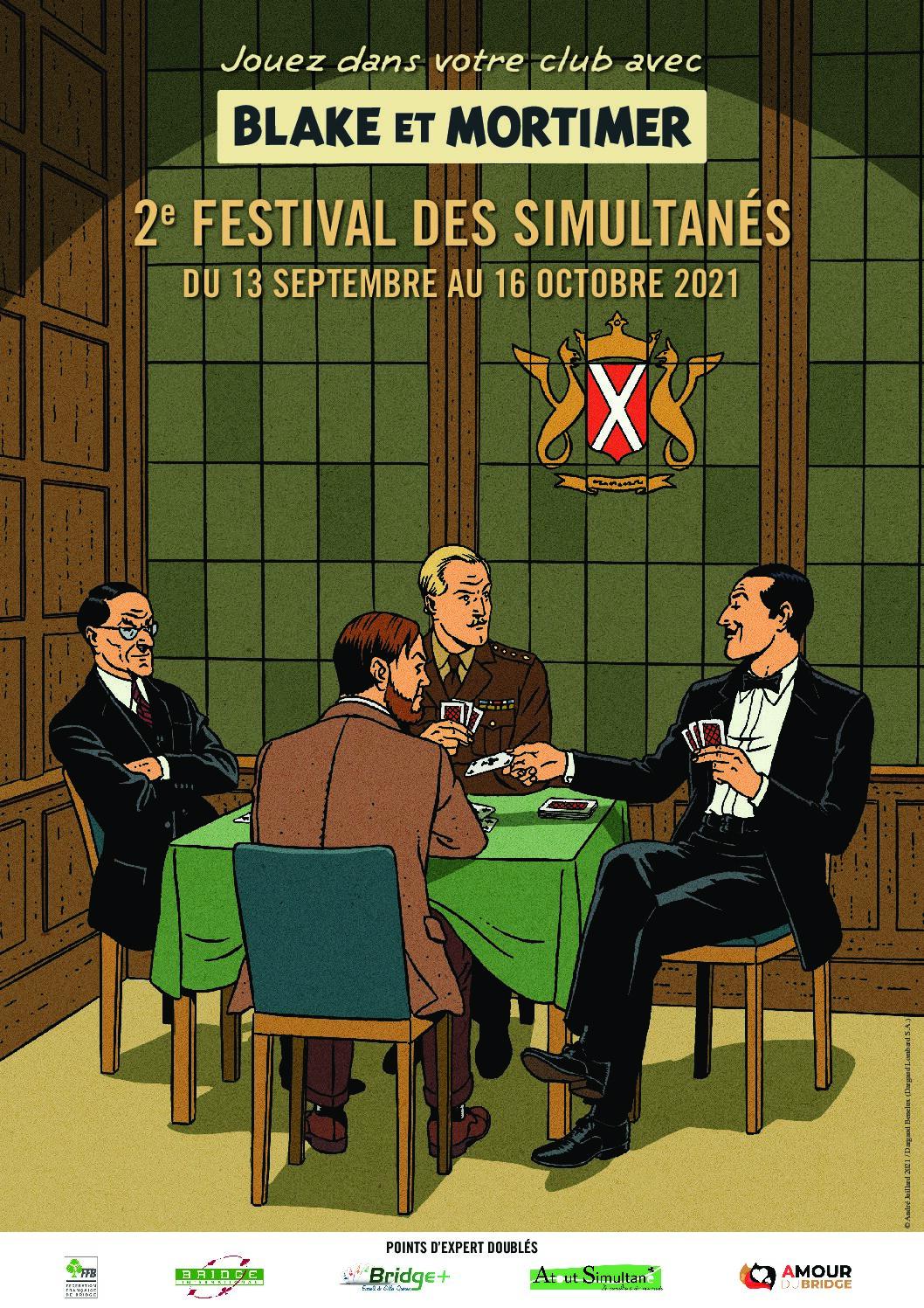 2ème Festival des Simultanés